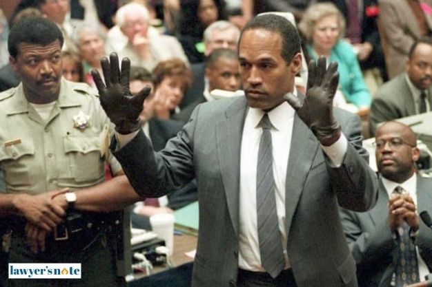 In the State of California vs. Orenthal James Simpson [1994] case